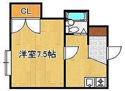 【敷金礼金0円!】パンシオンカリネA棟