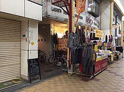 大阪府大阪市住之江区安立3丁目の賃貸マンションの外観