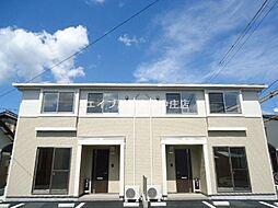 [テラスハウス] 岡山県倉敷市中島丁目なし の賃貸【/】の外観