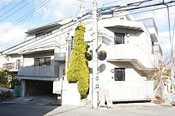 兵庫県西宮市老松町の賃貸マンションの外観