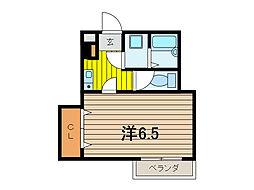 埼玉県さいたま市南区南浦和2の賃貸マンションの間取り