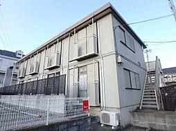 シティハイムチハルII[202号室]の外観