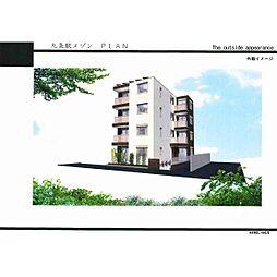 西区九条1丁目マンション計画[402号室]の外観