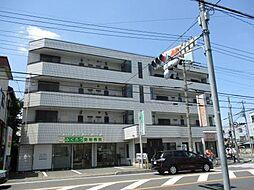 埼玉県さいたま市南区太田窪の賃貸マンションの外観