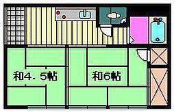 [一戸建] 埼玉県さいたま市見沼区大字東宮下 の賃貸【埼玉県 / さいたま市見沼区】の間取り