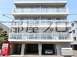 HGS MinamiAsabu 1st[3階]の外観