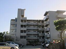 兵庫県川西市東畦野3丁目の賃貸マンションの外観
