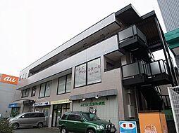飯田第10ビル[3階]の外観