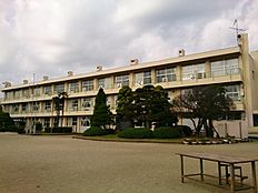 柿岡小学校