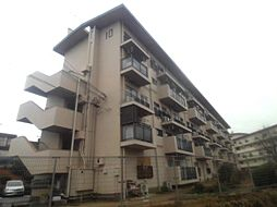 松が丘住宅 10号棟[207号室]の外観
