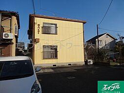 滋賀県大津市丸の内町の賃貸アパートの外観