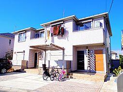 東京都練馬区大泉学園町4丁目の賃貸アパートの外観
