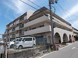 メゾンクロダ弐番館[3階]の外観