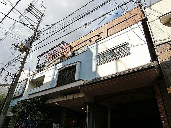 清州マンション[3階]の外観