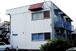 コーポメルヘン[2階]の外観