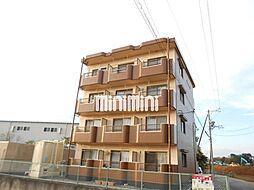 フォレスト岩井[4階]の外観