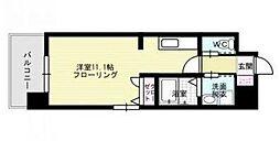 グランフォーレ平尾ステーションプラザII[5階]の間取り