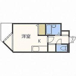 あっぷる家[3階]の間取り