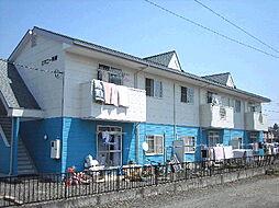 ロマニー岡崎[2階]の外観