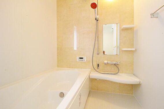 浴室は浴室暖房...
