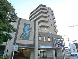 千葉県松戸市新作の賃貸マンションの外観