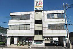 栃木県小山市城東7丁目の賃貸マンションの外観