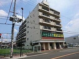 大阪府東大阪市吉田の賃貸マンションの外観