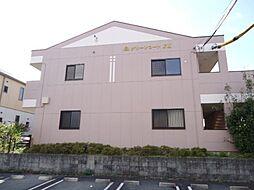 愛知県名古屋市守山区鼓が丘2の賃貸アパートの外観
