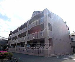 大阪府枚方市三栗の賃貸マンションの外観