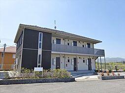 広島県東広島市八本松町原の賃貸アパートの外観