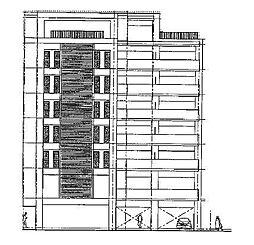 仮)ルーヴル黄金[4階]の外観