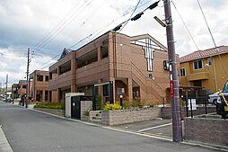 京都府木津川市梅美台5丁目の賃貸マンションの外観
