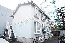 神奈川県川崎市高津区久地2丁目の賃貸アパートの外観