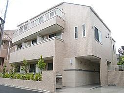 東京都杉並区梅里2丁目の賃貸マンションの外観