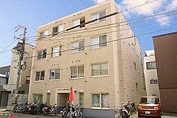 トウリョウ南5条ビル[1階]の外観