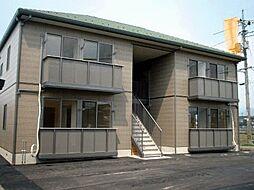 シャーメゾン吉山 A棟[A102号室]の外観
