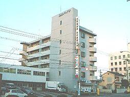 碩田ハイツ[203号室]の外観