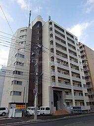 北海道札幌市豊平区豊平三条8丁目の賃貸マンションの外観