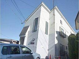 ルーブル子安[1階]の外観