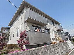 千葉県我孫子市南新木3丁目の賃貸アパートの外観
