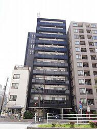 東京都中央区月島2丁目の賃貸マンションの外観