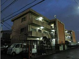 東京都世田谷区八幡山2丁目の賃貸マンションの外観