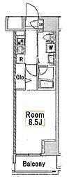新築 アルテシモラート[8階]の間取り