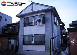 ニューカーサI[2階]の外観