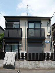 サニーコート新川崎[1階]の外観
