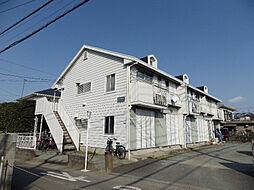 神奈川県茅ヶ崎市香川1丁目の賃貸アパートの外観