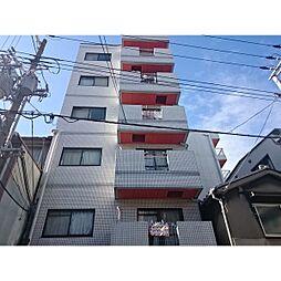 大阪府大阪市北区本庄西2丁目の賃貸マンションの外観