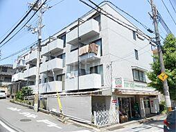 京都ノーザンフラット[2階]の外観