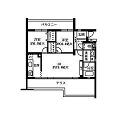 姪浜駅 10.5万円