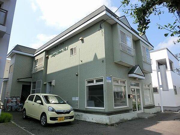 シーゲルハイムNO.1 2階の賃貸【北海道 / 札幌市白石区】